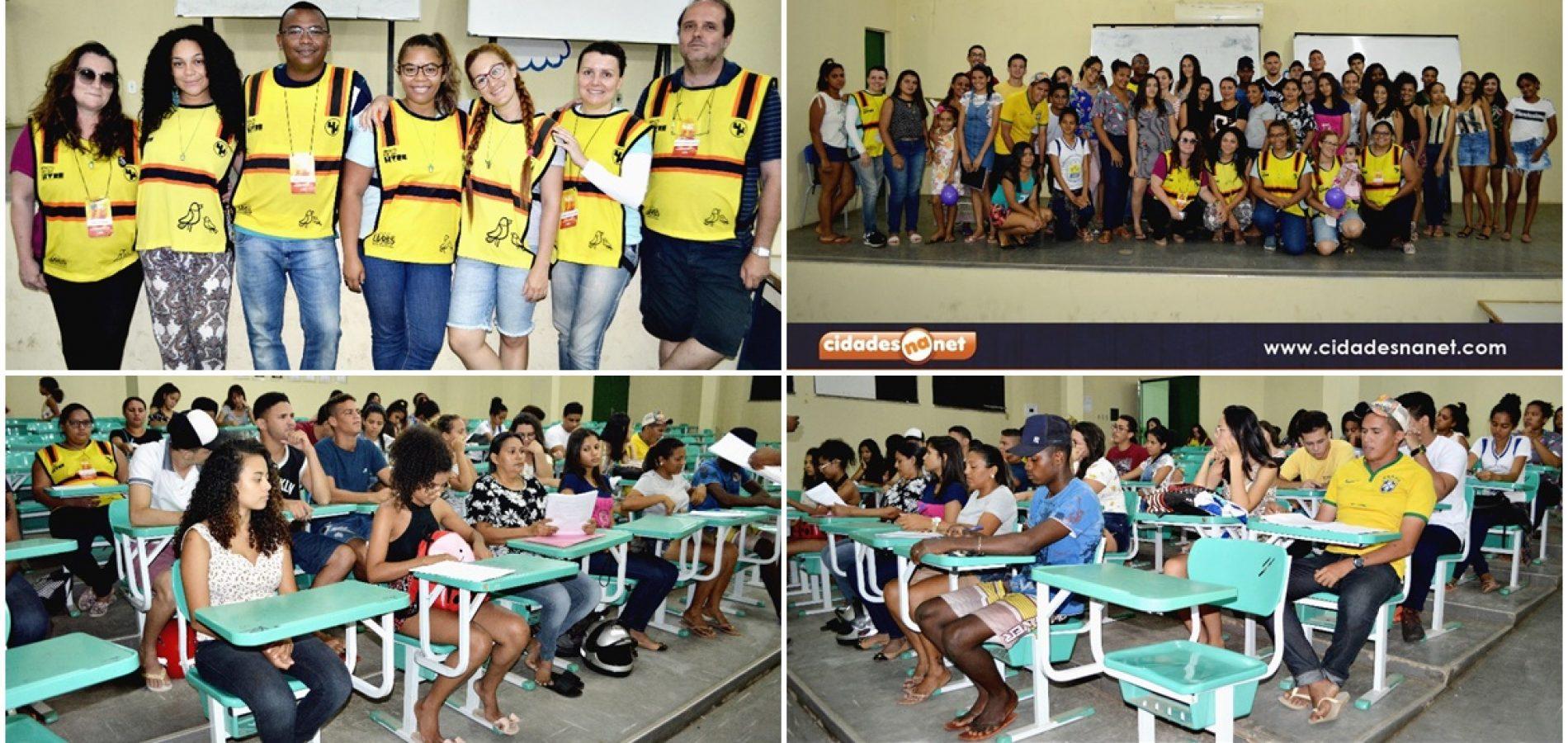PICOS │Projeto Impacto Sertão Livre inicia cursos profissionalizantes