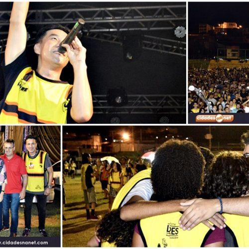 Em Picos, multidão prestigia último dia do Impacto Sertão Livre; veja fotos
