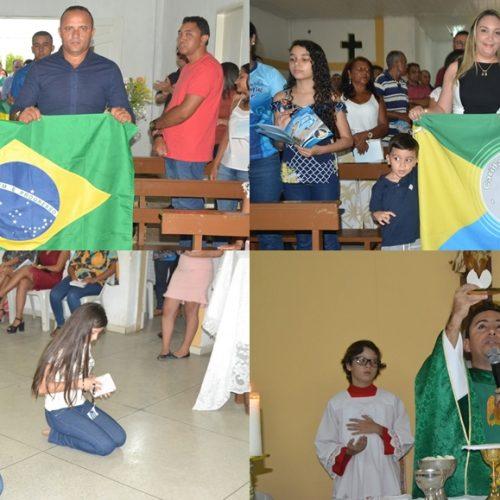 Caridade do Piauí encerra programação de aniversário com missa em Ação de Graças