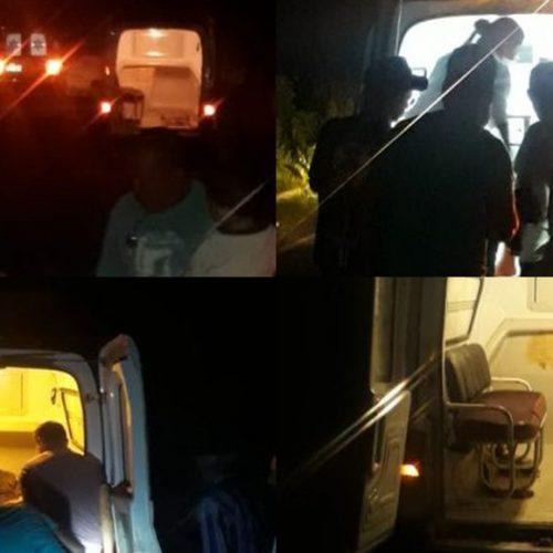 Carro sobra em curva e deixa vítima fatal em acidente na cidade de Pio IX