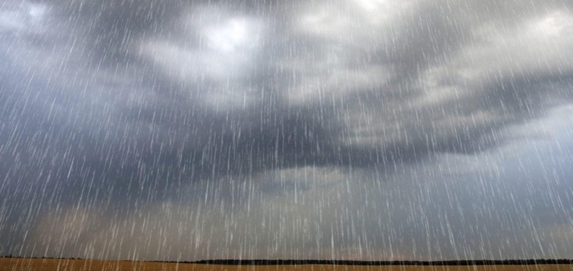 Meteorologia emite alerta de temporais para diversas regiões do estado do Piauí