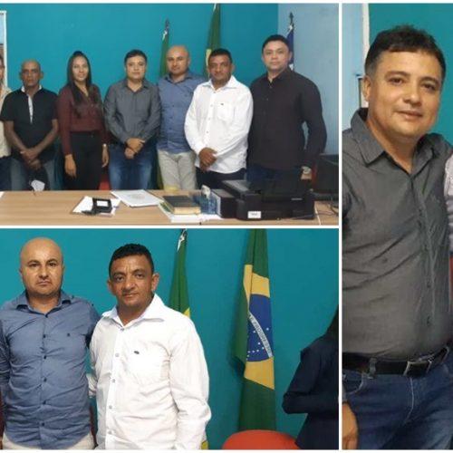 VERA MENDES | Nilton de Olavo é empossado presidente da Câmara Municipal