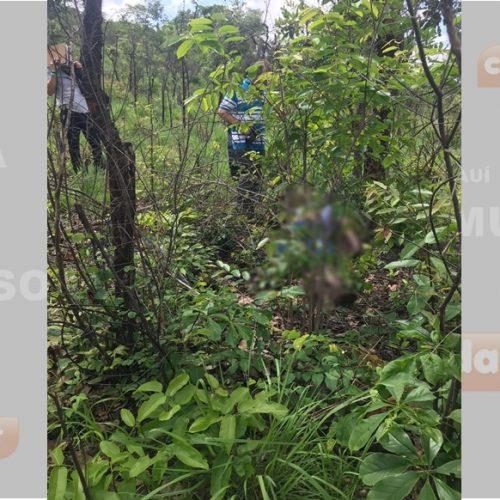 Corpo de homem é encontrado em matagal na zona Norte de Teresina