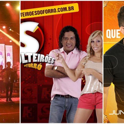 Grandes shows vão movimentar Campo Grande, Geminiano e Caridade do Piauí nestefinal de semana. Veja