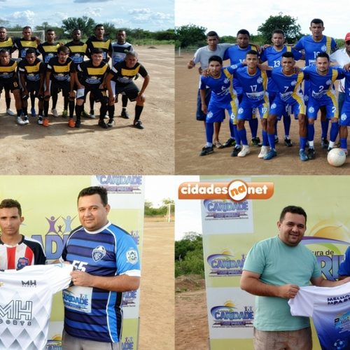 CARIDADE | Definidos os finalistas do Campeonato Municipal de Futebol