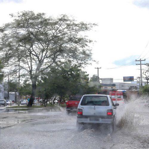 Previsão aponta chuvas com trovoadas para esta semana em cidade do Piauí