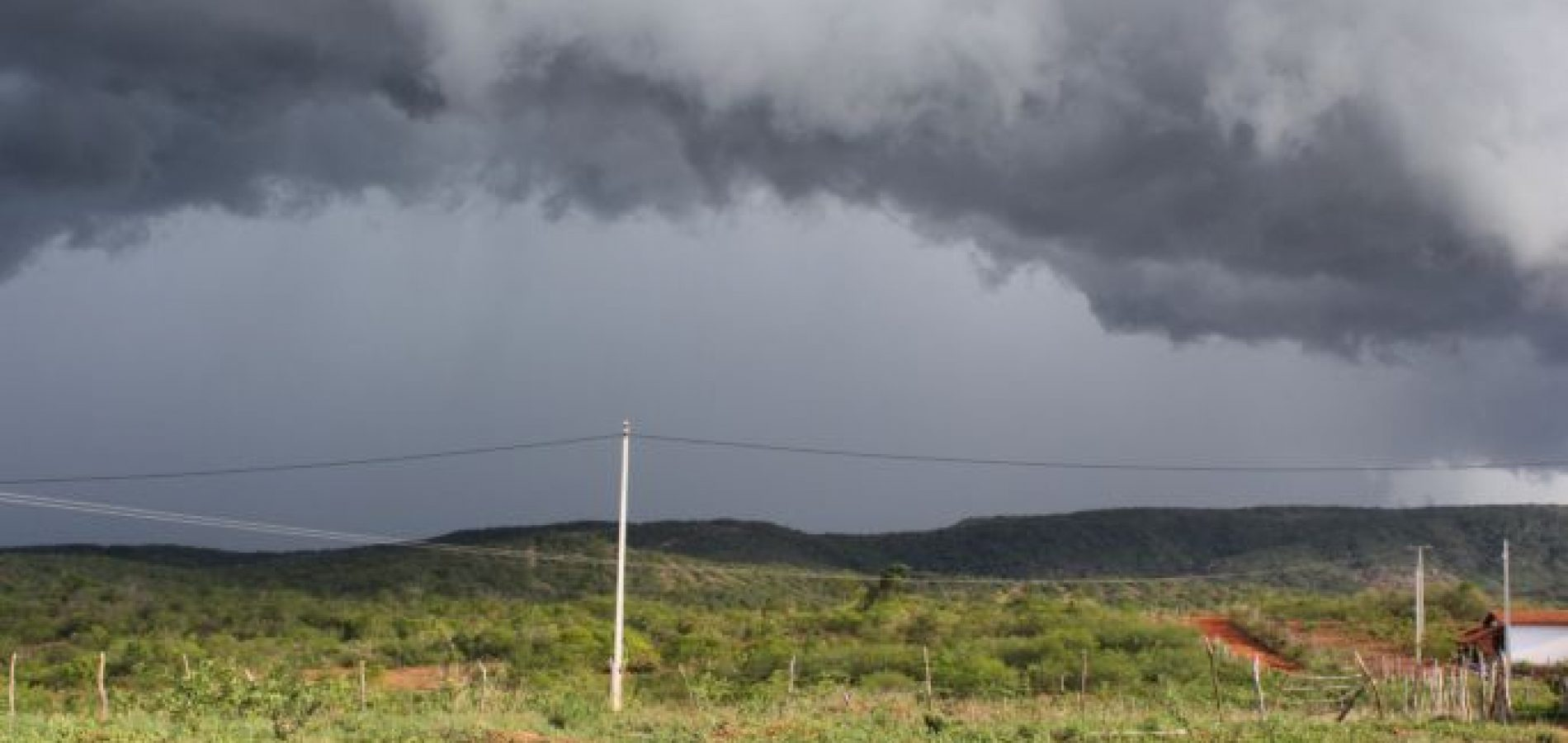 INMET emite alerta para chuvas intensas em 60 municípios do Piauí