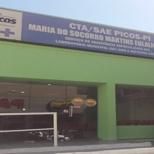 CTA de Picos já registrou 8 casos de Sífilis e um HIV em 2019