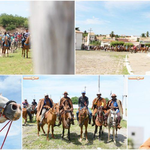 II Cavalgada Entre Amigos resgata cultura do vaqueiro em Jaicós