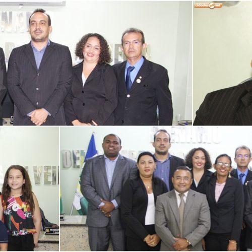 Márcio Crisanto é eleito presidente da Câmara Municipal de Jaicós