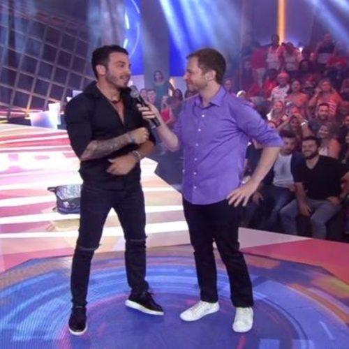 Gustavo é eliminado do Big Brother Brasil com 78,94% dos votos