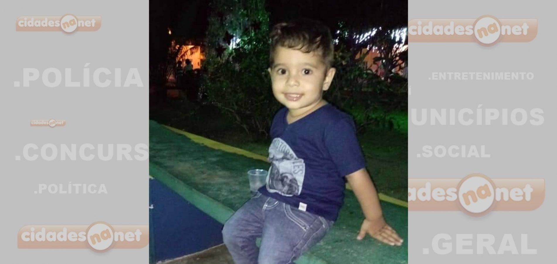 Tragédia em Belém! Criança de 2 anos morre afogada em fonte luminosa