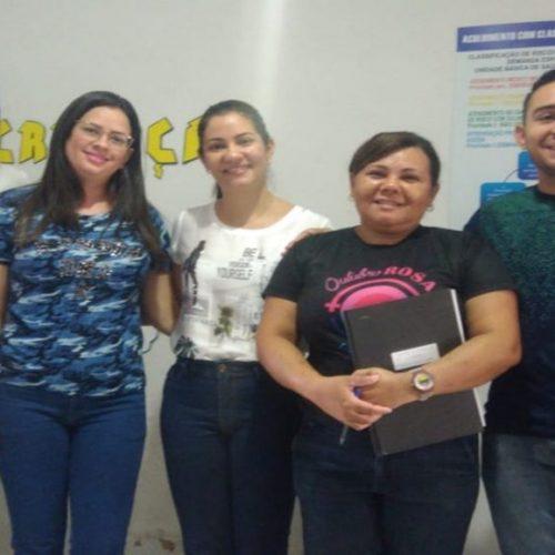 PICOS | Coordenadores da Saúde fazem visita técnica em UBS do município