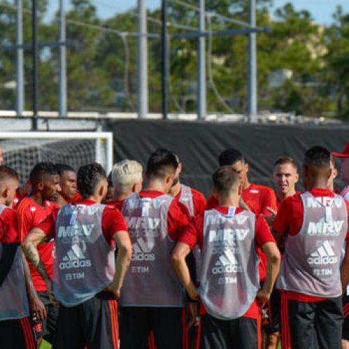 Flamengo encara hoje o Ajax na Copa Flórida