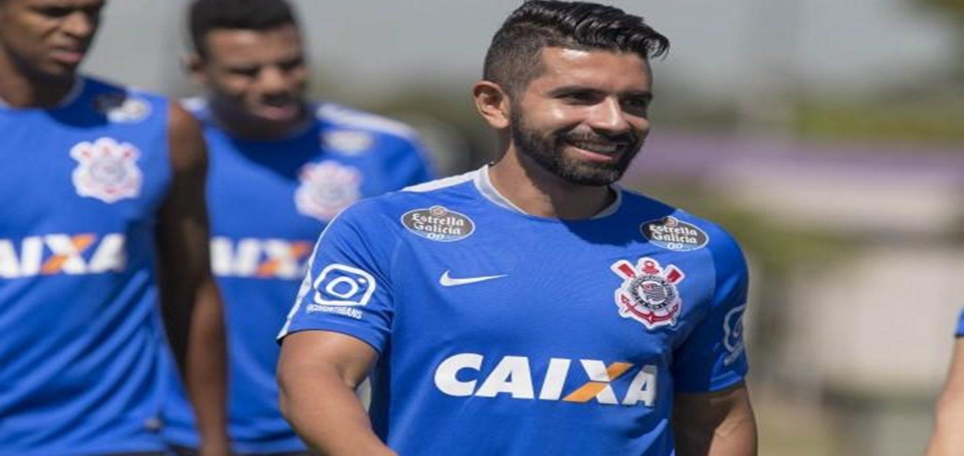 Bahia oficializa a contratação do atacante Guilherme