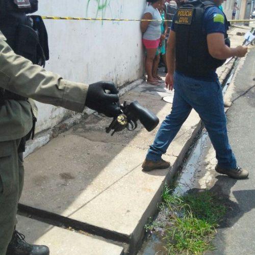 Mais de 90% das vítimas de homicídio no Piauí são pardas e negras, diz relatório da SPP