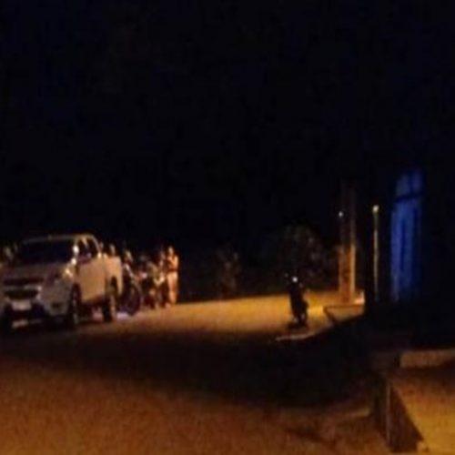 PICOS   Homens em caminhonete efetuam disparos em via pública no bairro Junco