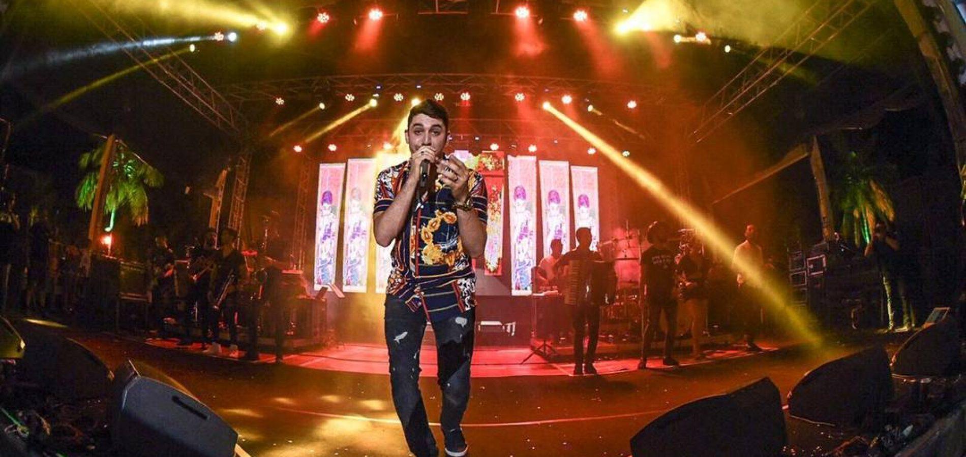 Prefeito Baiá anuncia atrações da festa do aniversário de Campo Grande do Piauí