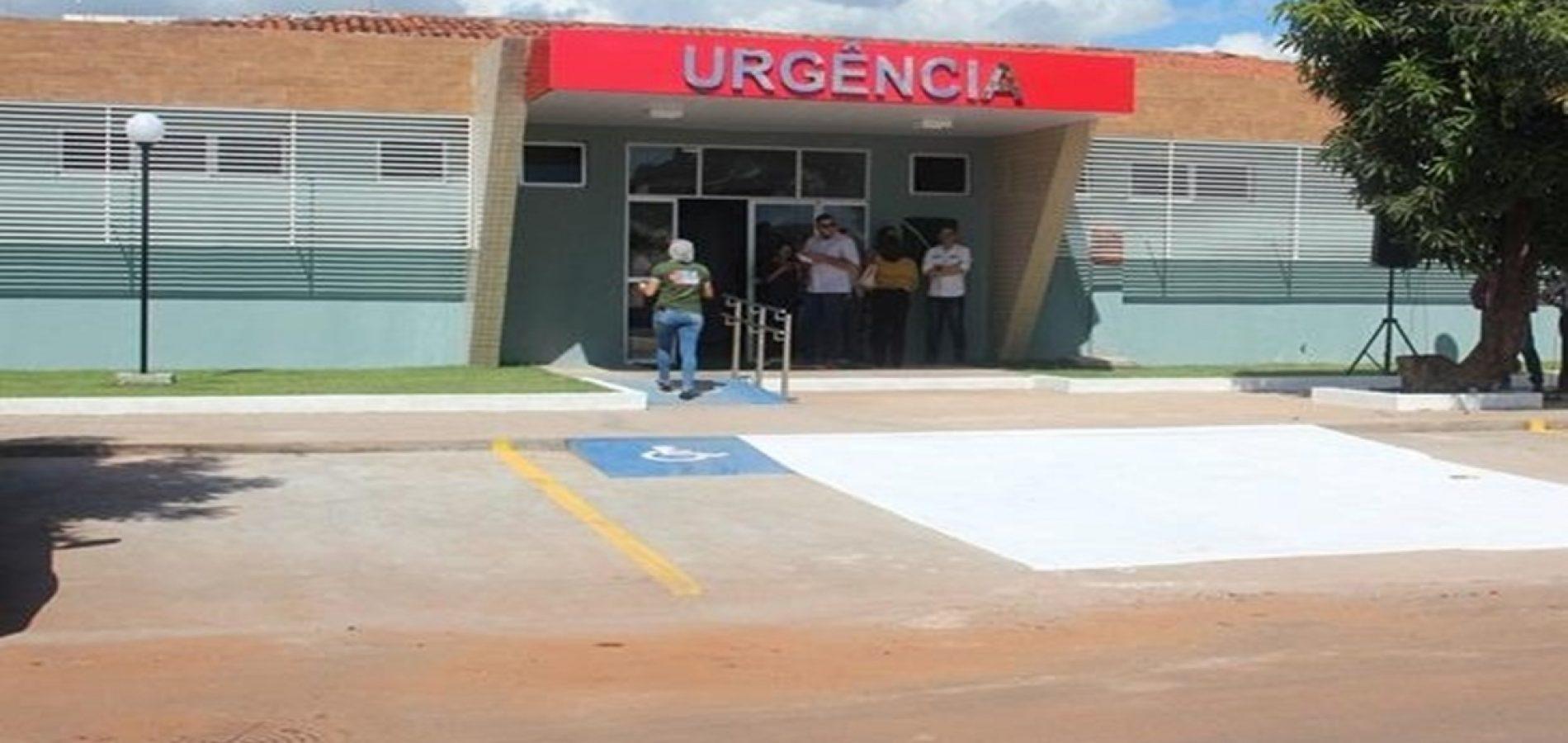 Hospital Regional de Picos afirma que alagamento não prejudicou os atendimentos