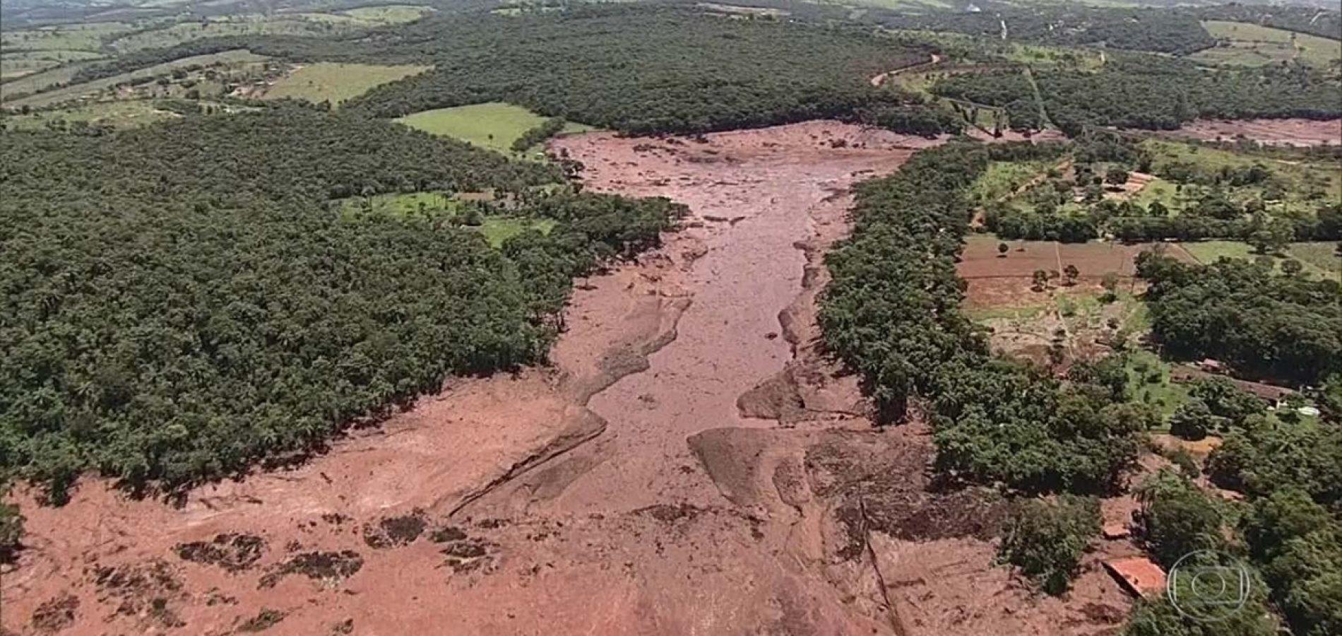 Governo e Vale tentam impedir que lama de rejeitos chegue ao Rio São Francisco