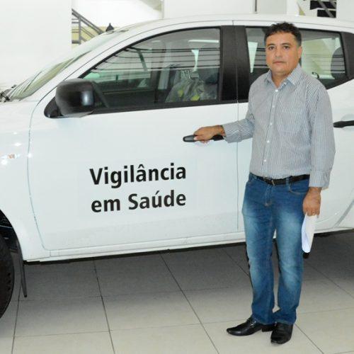 VERA MENDES | Novo veículo vai reforçar serviços da Saúde