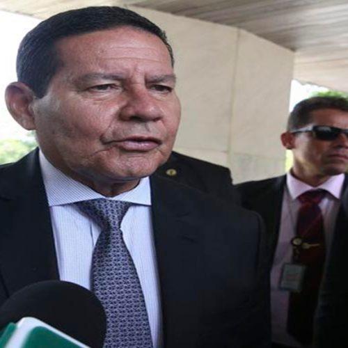 Hamilton Mourão abrirá convenção lojista no Piauí