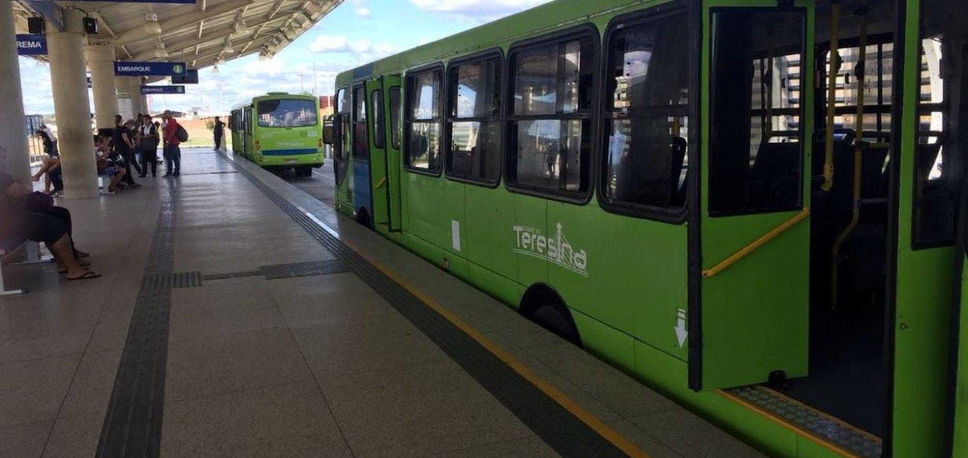 Greve dos ônibus em Teresina já dura mais de 40 dias e MPT tenta acordo para retorno