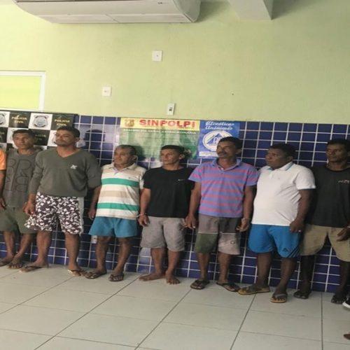 Polícia Civil do Piauí divulga balanço da Operação Gênese