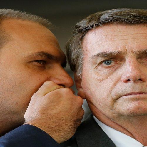 'Se Flávio errou, ele terá de pagar', diz Jair Bolsonaro