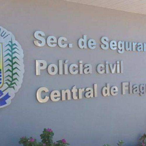 Polícia Civil de Picos divulga balanço de ocorrências registrados no fim de semana
