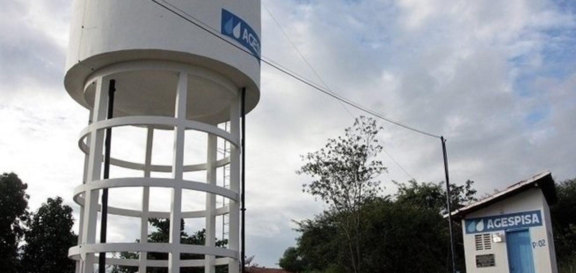 Agespisa dá andamento à entrega de obras de reservatórios e poços tubulares em Picos