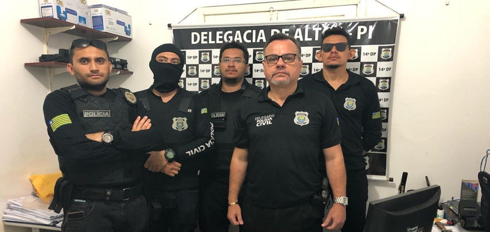 Ex-segurança da Caixa é preso suspeito de passar informações à quadrilha