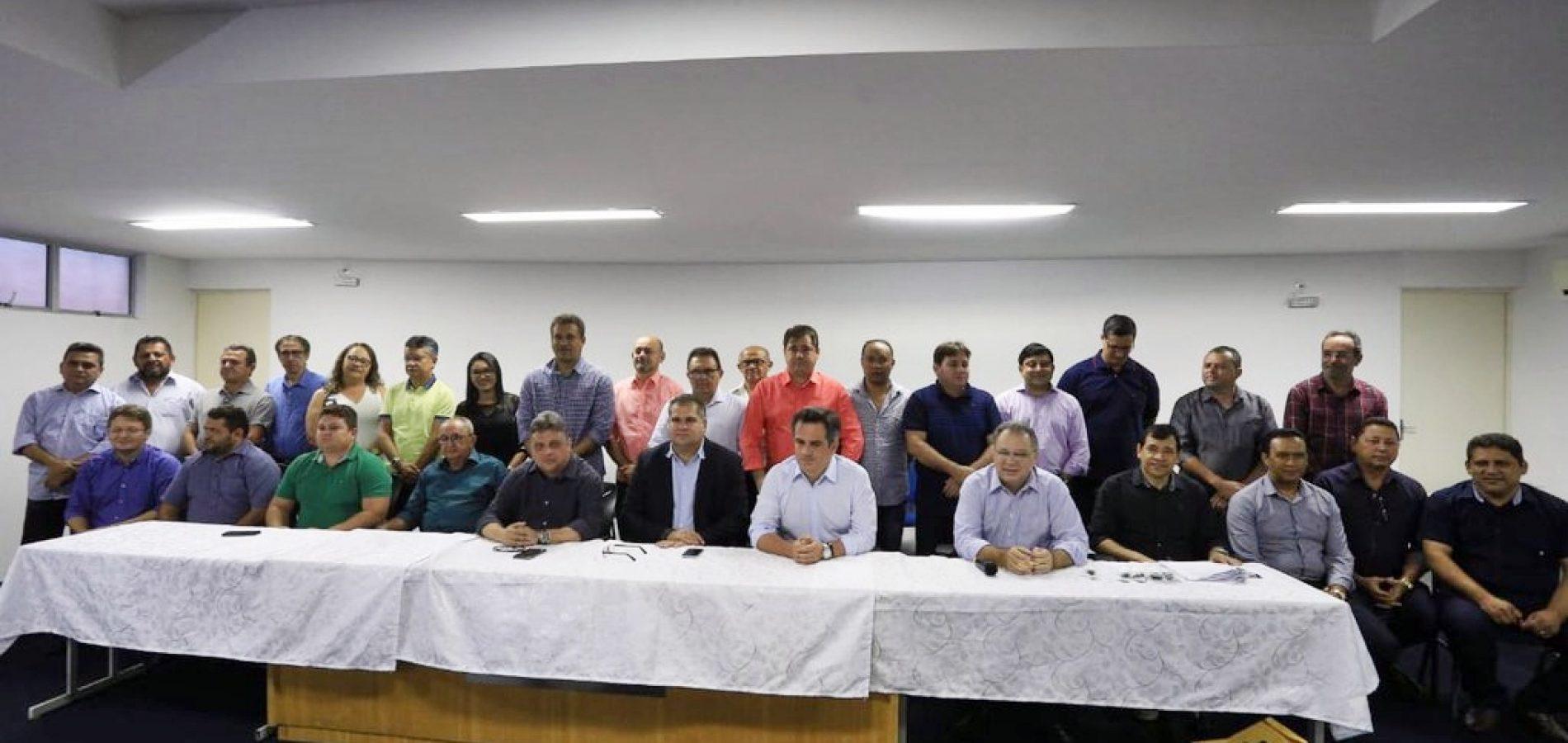 FOTOS | Entrega de veículos a 50 municípios do Piauí