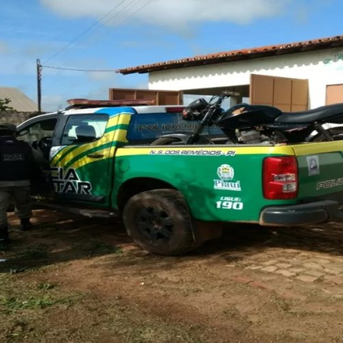 Suspeito de estupro de vulnerável é preso durante Operação Cocais no Piauí