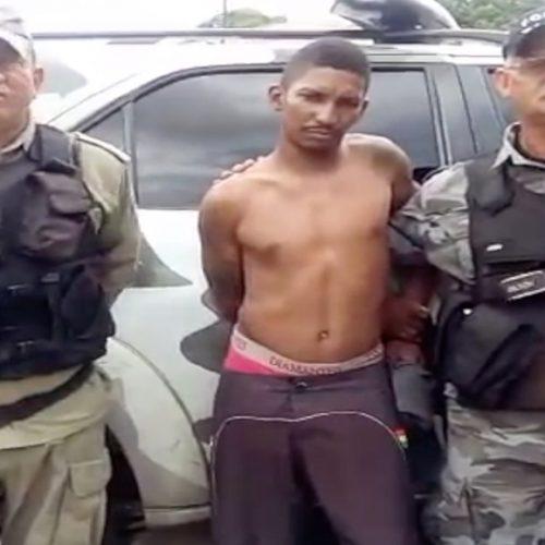 Homem acusado de pelo menos cinco homicídios é preso em operação