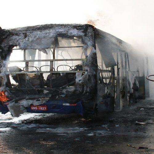 Sobe para 399 número de presos por ataques no Ceará