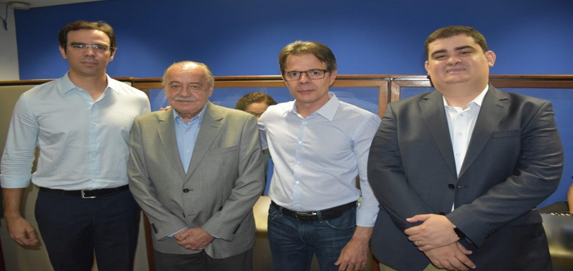 Freitas Neto assume presidência do Sebrae na próxima quarta-feira