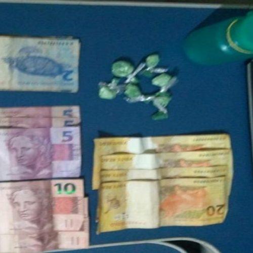 Sergipano é preso suspeito de tráfico de drogas em Picos
