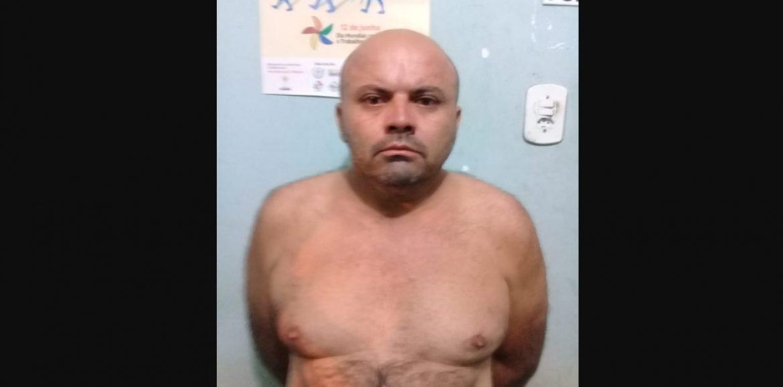PAULISTANA│Homem é preso suspeito de tentar estuprar vizinha na frente do filho de 10 anos