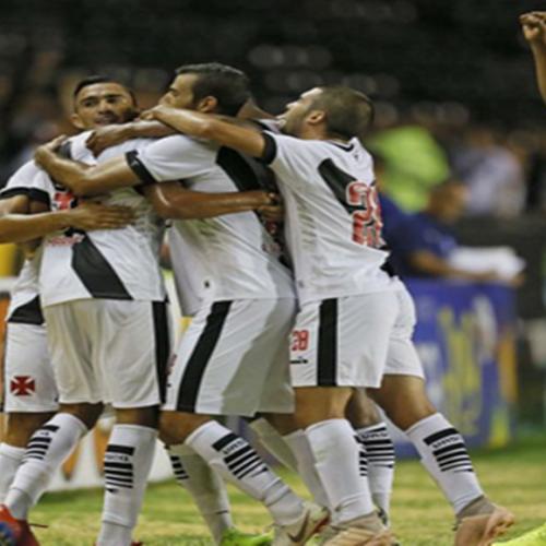 Vasco leva susto, mas goleia o Volta Redonda e vence a segunda no Carioca