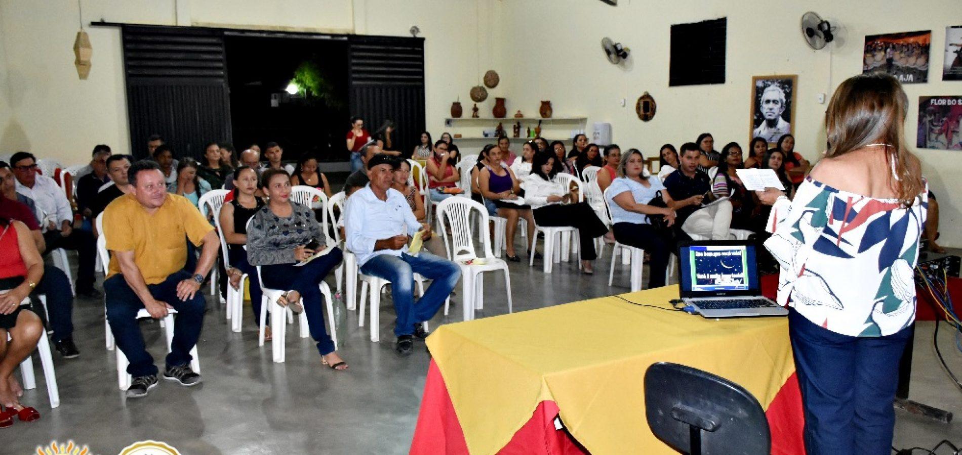 Educação de Vila Nova do Piauí inicia Jornada Pedagógica para o ano letivo de 2019; confira programação