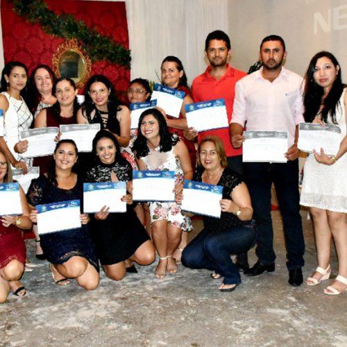 ISEPRO realiza confraternização de conclusão de curso de especialização em Vila Nova do Piauí; fotos