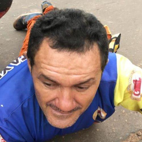 Mototaxista é apreendido com três tabletes de maconha em Picos
