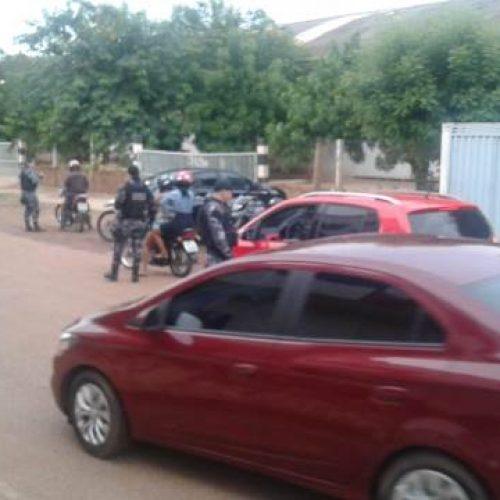 PM realiza operação de contenção criminosa em Picos