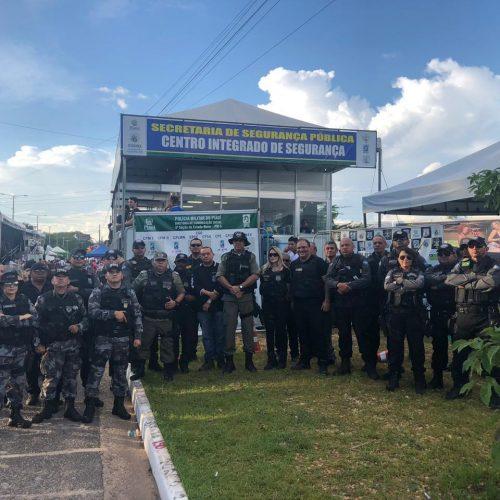 Corso 2019 | Oito pessoas são levadas para a Central de Flagrantes e cocaína é apreendida