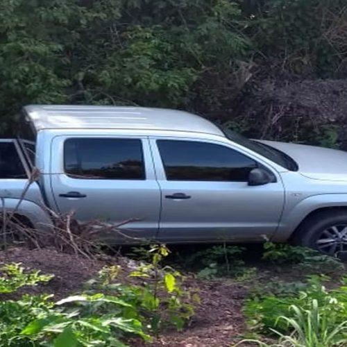 Criminosos fazem família de motorista refém e roubam carro de prefeitura no Piauí