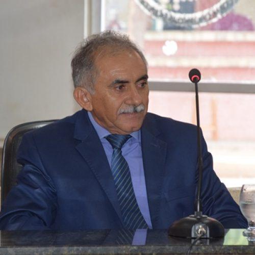 Vereador Antônio Moura assume vaga na Câmara de Picos
