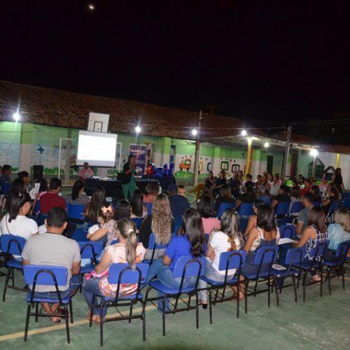 JAICÓS | Escola Pequeno Polegar promove primeiro encontro de pais e mestres
