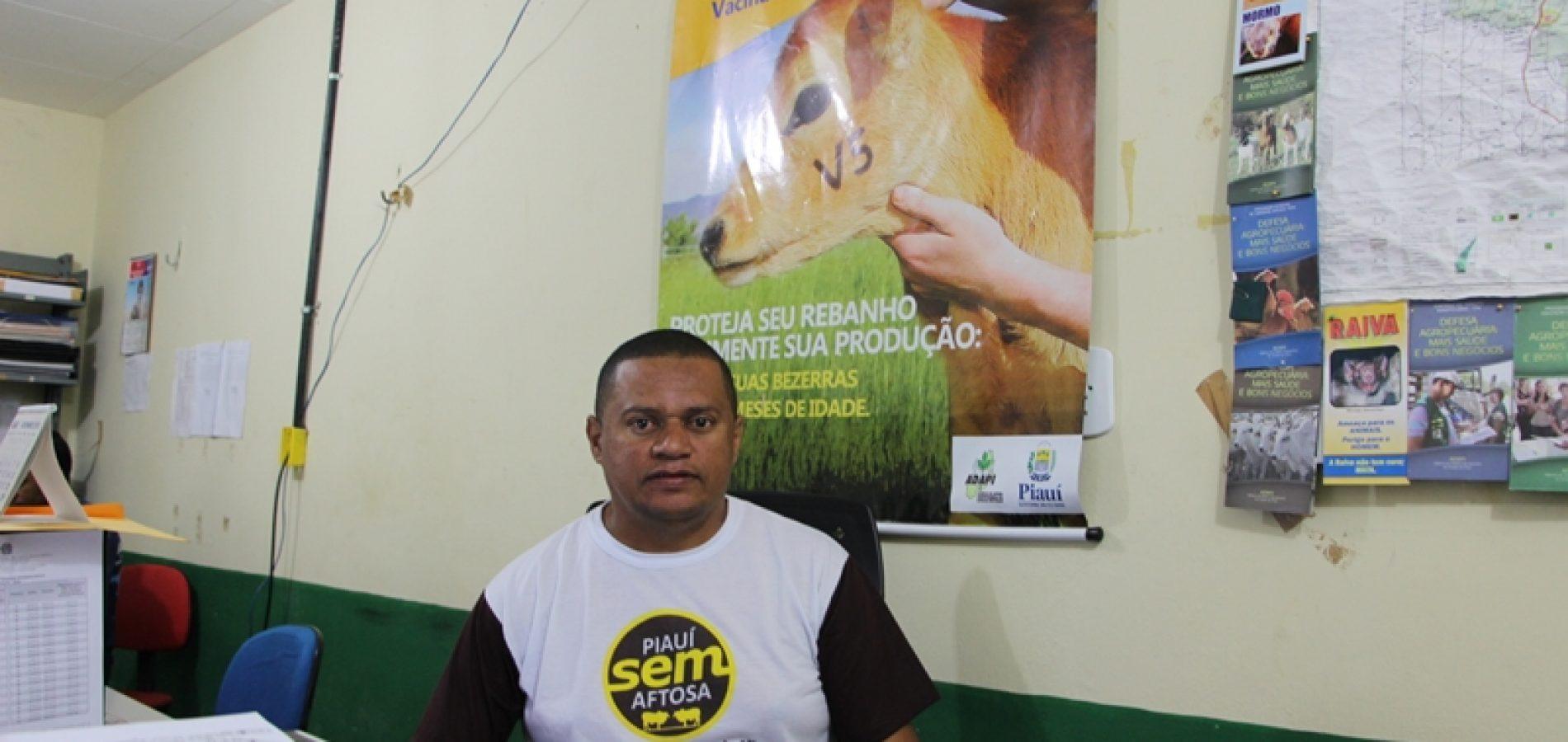 ADAPI de Jaicós alerta sobre novos focos positivos para peste suína clássica no Piauí