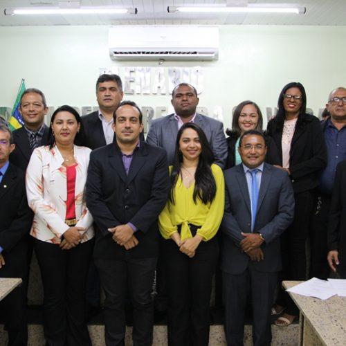 Câmara de Jaicós realiza sessão de abertura dos trabalhos legislativos